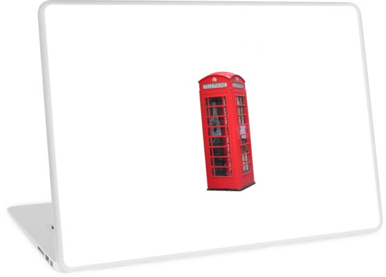 Red Telephone Box by Jack Lindley