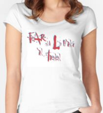 Fear and Loathing in Tienen Women's Fitted Scoop T-Shirt