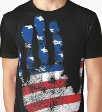 Proud to be an American Graphic T-Shirt