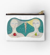 The Pear and the Pomegranate  Studio Pouch