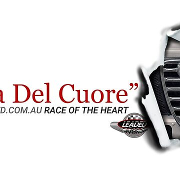 Corsa Del Cuore - 105 - Leaded Magazine by mtmeegallery