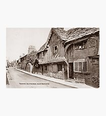 Ref: 01 - High Street, Tarring, Worthing, West Sussex. Photographic Print