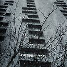 Winter Series Tower Block by Nikki Smith (Brown)