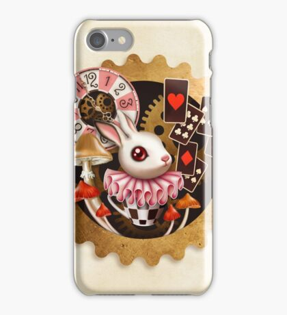 Bunny Time iPhone Case/Skin