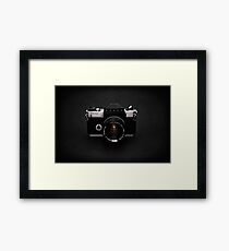 [•] Canon Canonflex R2000 Framed Print