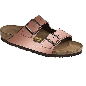 Rose Gold Birkenstocks de ksundance