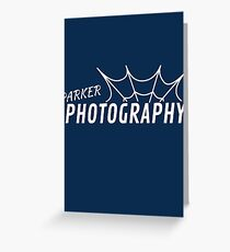 Parker Photography Greeting Card