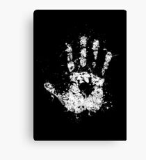 White Hand of Saruman Canvas Print