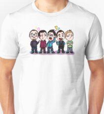 Flausche Mods Unisex T-Shirt