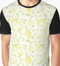 Sunny Lemon Graphic T-Shirt