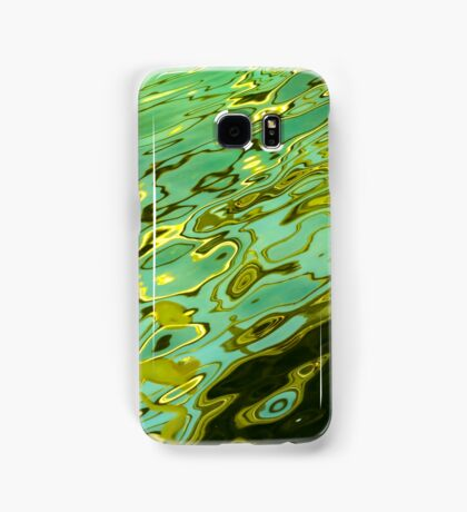 water reflection abstract Samsung Galaxy Case/Skin