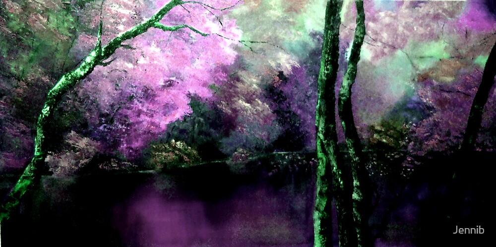 violet haze by Jennib