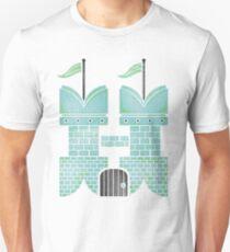 HAZZAH - Sand Castle Unisex T-Shirt