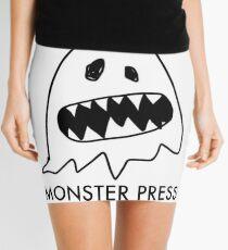 Monster Press Mini Skirt