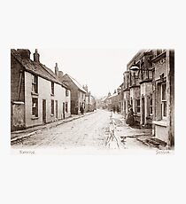 Ref: 04 - High Street, Tarring, Worthing, West Sussex. Photographic Print
