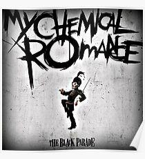 PARADE ROMANCE BLACK CHEMICAL MY SEGAR Poster