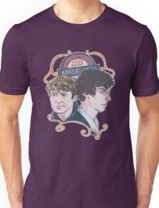 The Two of Baker Street Unisex T-Shirt