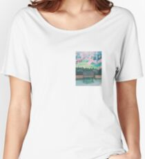 Pokéstop Women's Relaxed Fit T-Shirt