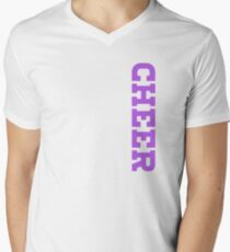 Cheer V-Neck T-Shirt