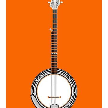 Banjo! by HAZZAH