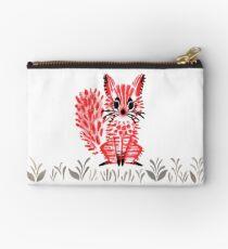 Fuchs im Gras Täschchen