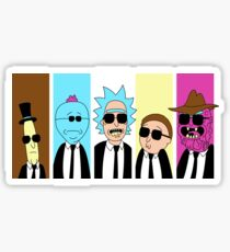 Reservoir Squanch Sticker