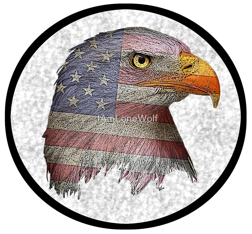 American Eagle by IAmLoneWolf