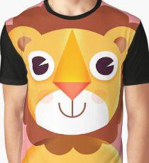 Newborn Lion Graphic T-Shirt