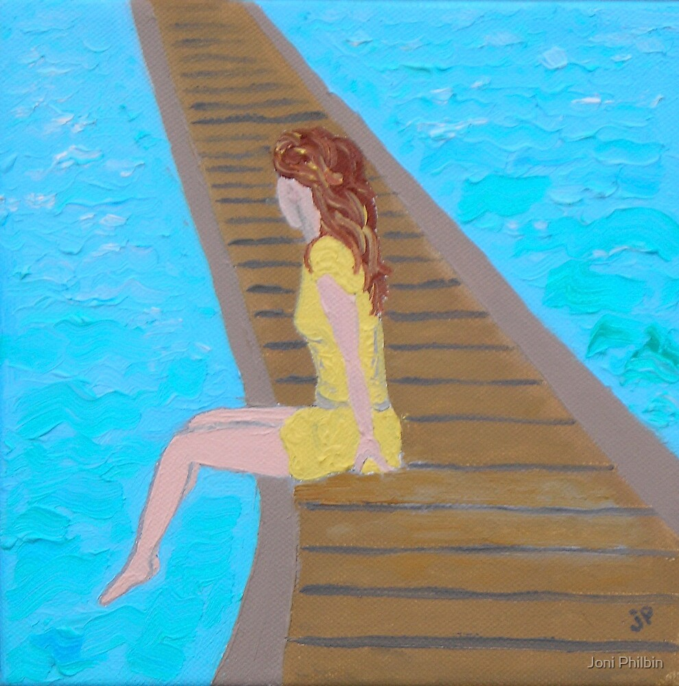 Meet me at the Pier by Joni Philbin
