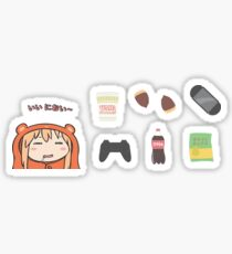 Umaru sticker pack Sticker
