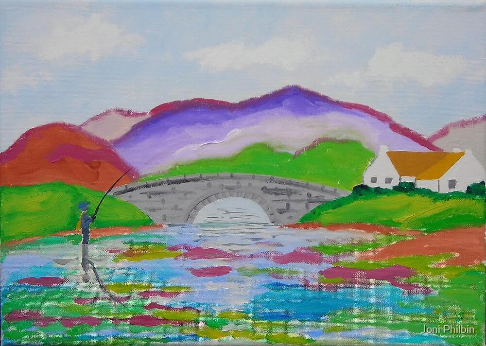 Irish scene by Joni Philbin