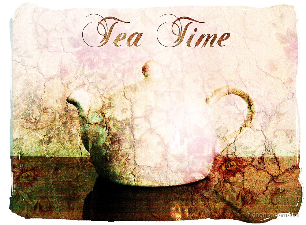 Tea Time by flonehotmamacal