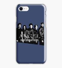 Angel Investigations: Angelic Glow iPhone Case/Skin