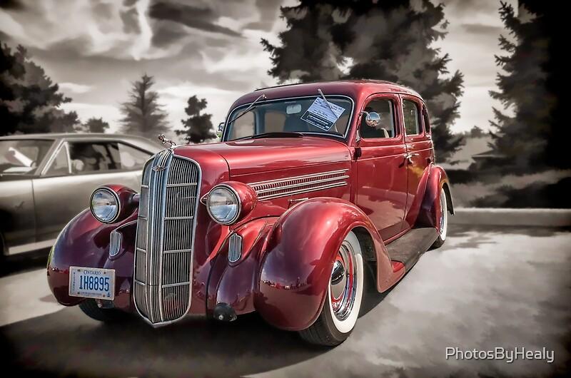 1936 Dodge 4-door Sedan