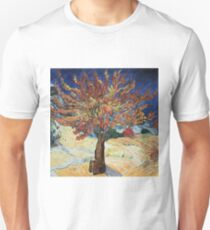 Van Gogh, The Mulberry Tree, acrylic reproduction T-Shirt