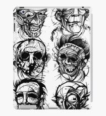 monster mashup iPad Case/Skin