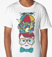 Brainy Long T-Shirt