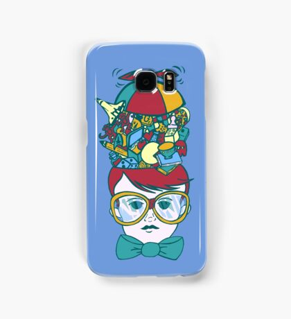 Brainy Samsung Galaxy Case/Skin