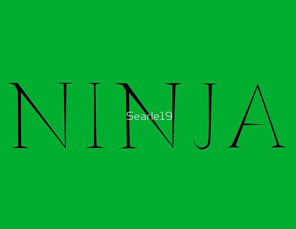 Ninja by Searle19