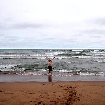 YAY! said the beach bum.... by trentpurdy