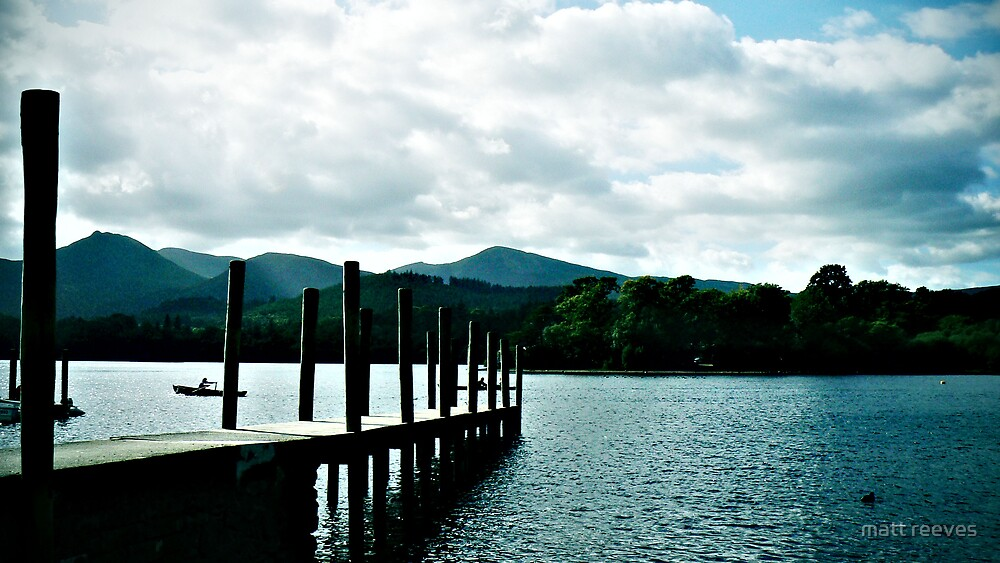 Derwent Water by matt reeves
