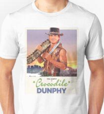 Crocodile Dunphy Unisex T-Shirt