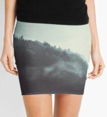 Damp Wilderness Mini Skirt