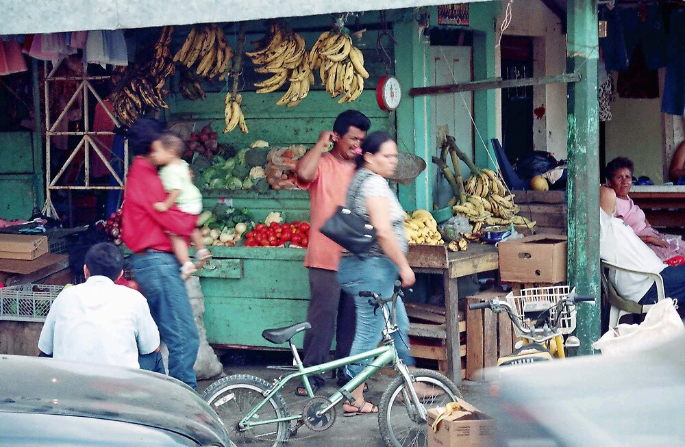 Fruit Stand by cowboy