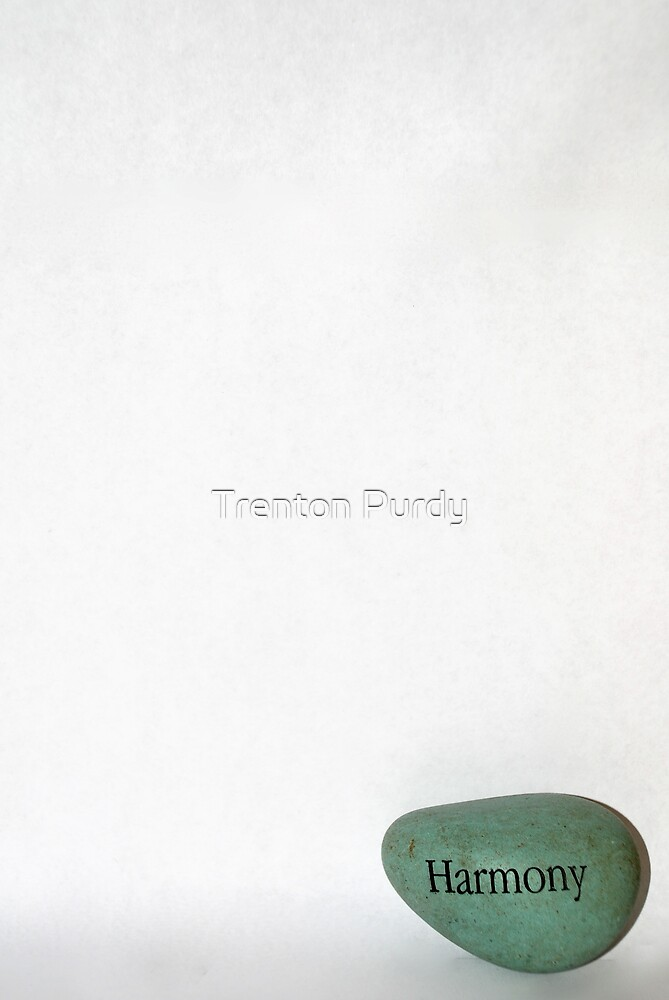 Harmony by Trenton Purdy