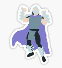 Shredder Blocky Sticker