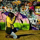 The Graffiti Artist! by shall