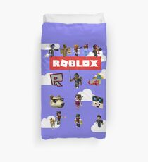 Roblox Fight Duvet Cover