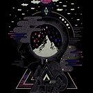 Hyper Dreamer by Kevin  Keller