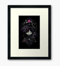 Hyper Dreamer Framed Print